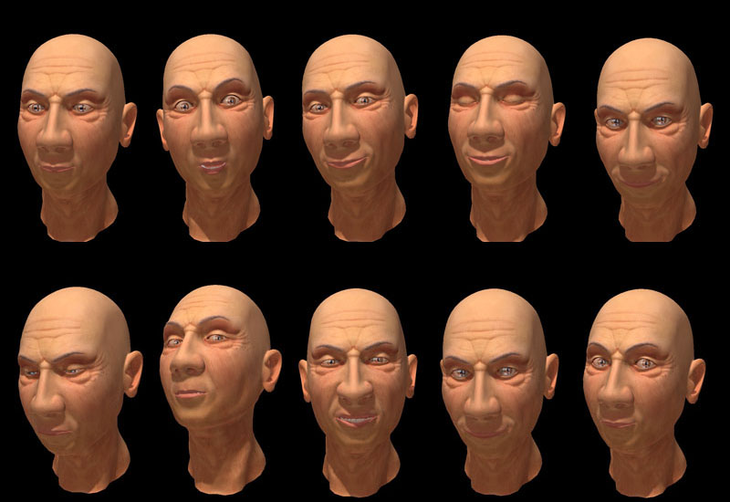 Facial animation system